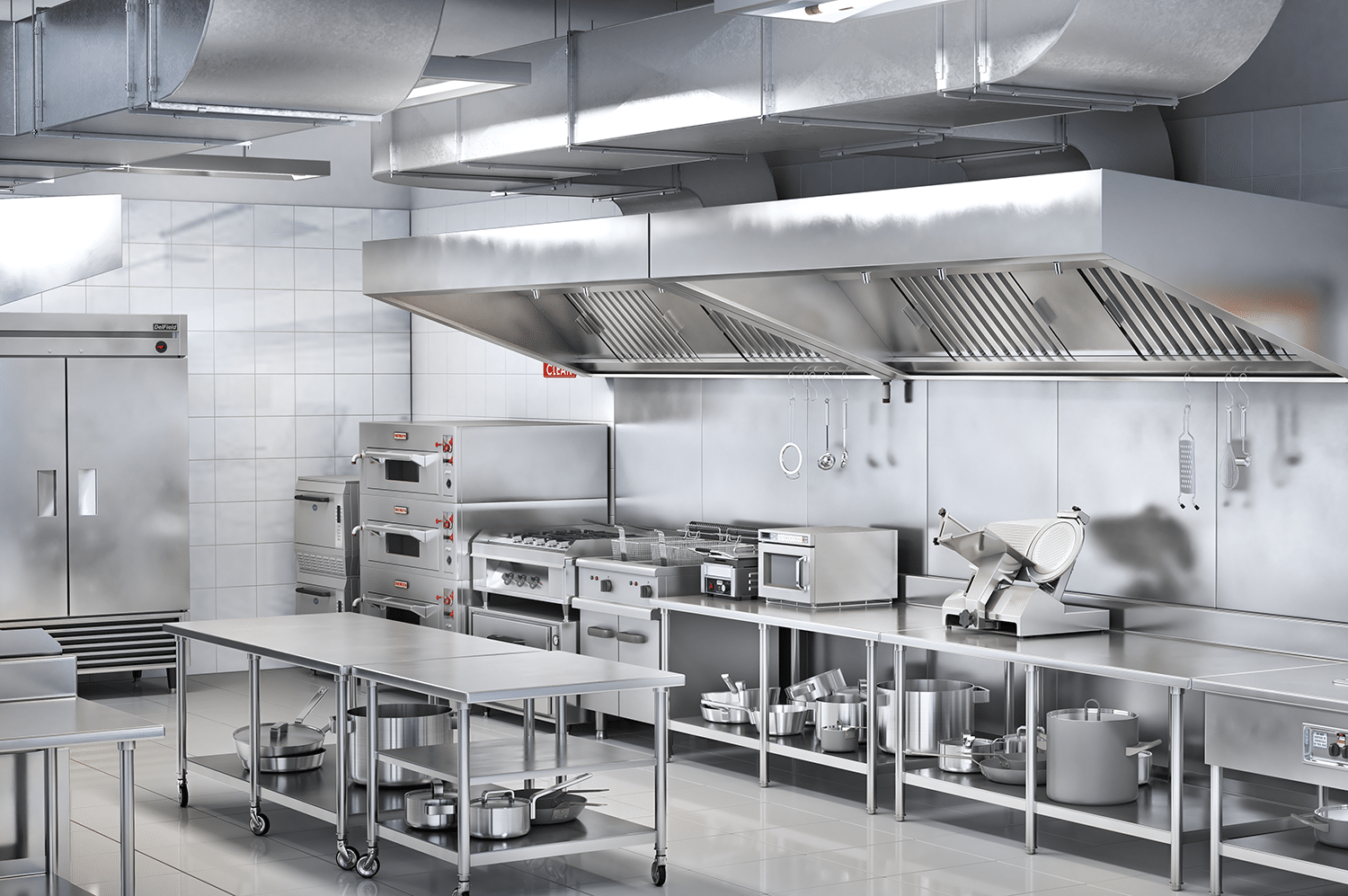 Supply Solutions | Restaurant Equipment | Hood Vent