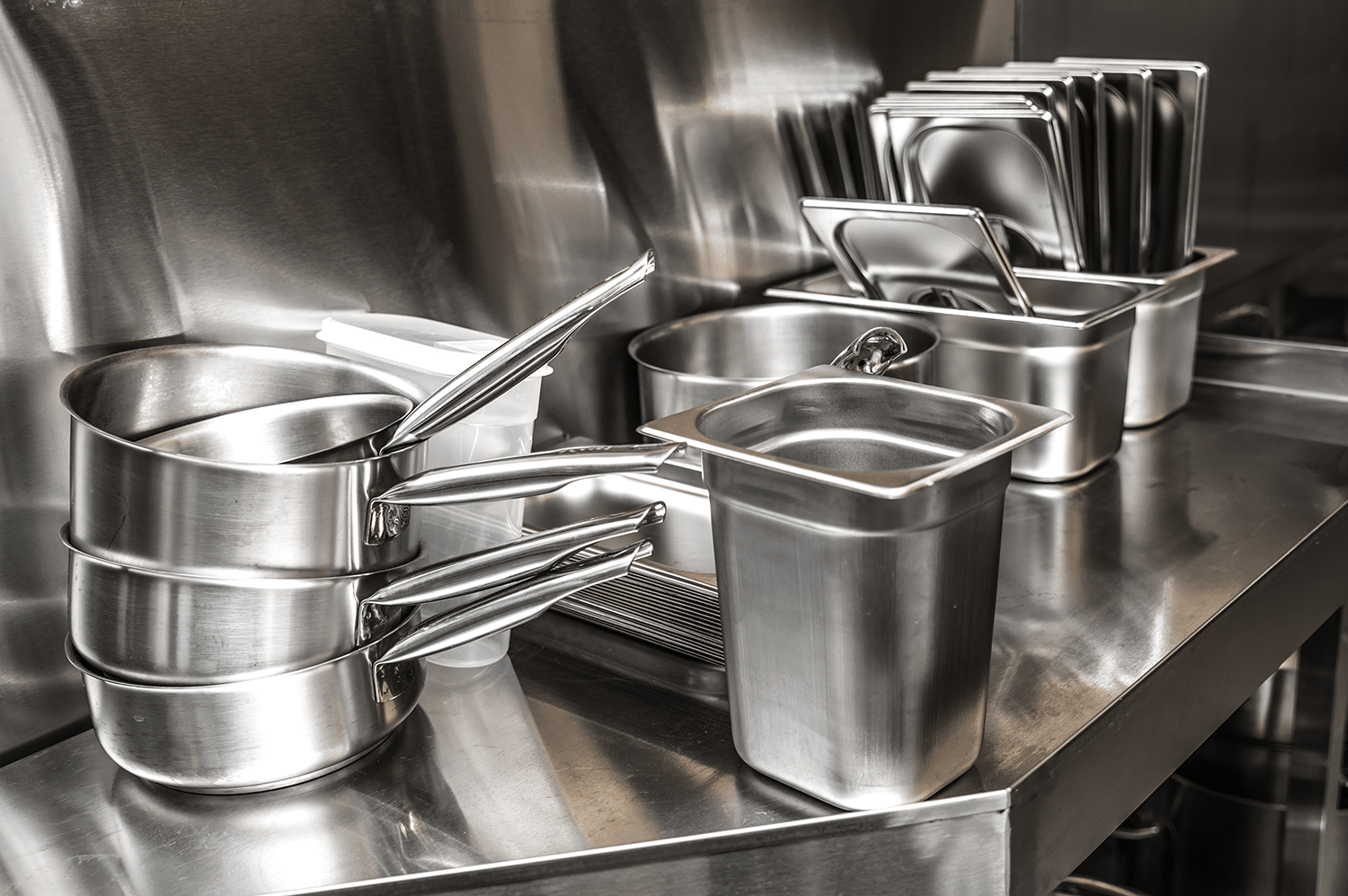 Supply Solutions | Restaurant Equipment | Pots | Pans | Bins