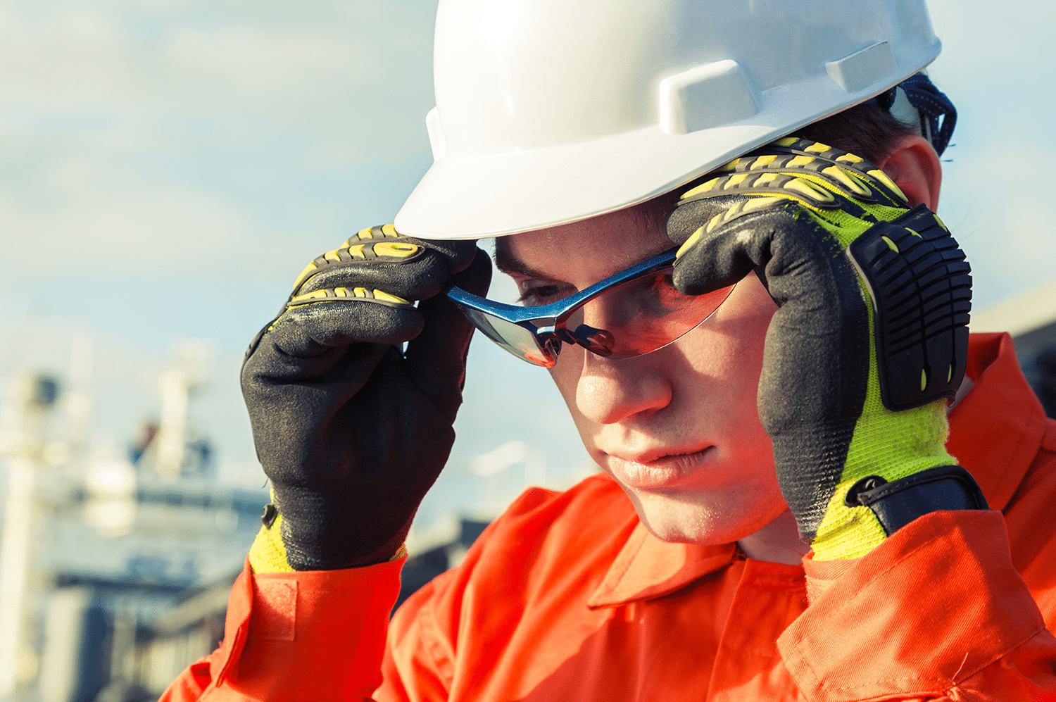 Supply Solutions | Safety Supplies | Safety Gloves | Safety Goggles | Safety Glasses | Hard Hat